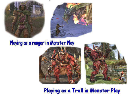 LOTRO gets some new session play characters